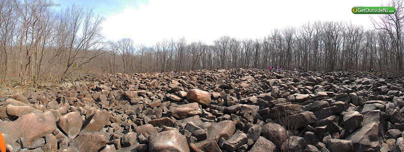 Ringing Rocks County Park Ringing Rocks Road Upper