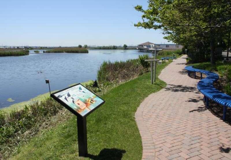 Image result for Richard W. DeKorte Park, located in Lyndhurst, NJ