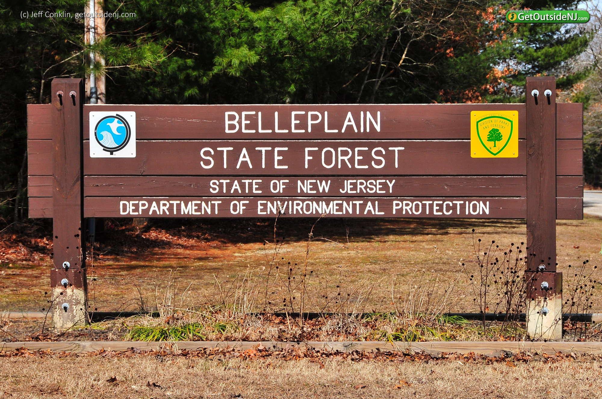 Belleplain State Forest | 1 Henkinsifkin Road, Woodbine, NJ 08270 ...